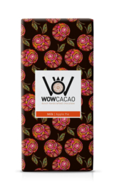 WOW Cacao Milk | Apple Pie