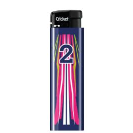 Cricket aansteker Design met Klik