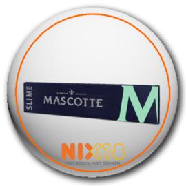 Mascotte slim size M-series vloei ( per 1 stuk)
