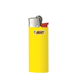 Bic aansteker Uni kleur J25 Mini