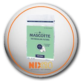 Mascotte filters (7mm) 100 stuks