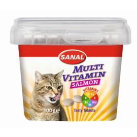 SANAL - MULTI VITAMIN CUP 100 GR ZALM