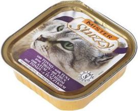 Mister Stuzzy Cat Tuna - 32x100 gr.
