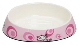 Rogz Bowlz Fishcake Pink Floral
