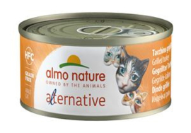 Almo Nature Alternative Gegrilde Kalkoen 24 x 70 gr