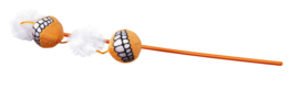 Rogz Catnip Ball Magic Stick Orange