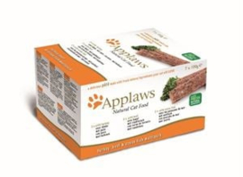 Applaws Cat Pate MP Fresh Selection 7x100 gr