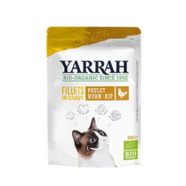 Yarrah Kat Pouch Chicken in Gravy14 x 85 gr