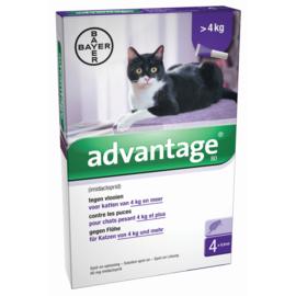 ADVANTAGE - 80 ADULT MEER DAN 4 KG