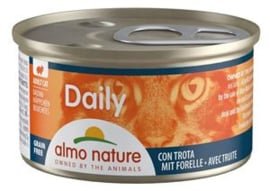Almo Nature  Daily Menu Forel 24 x 85 gr
