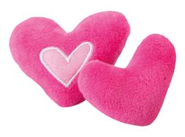 Rogz Catnip Hearts Pink 2 stuks