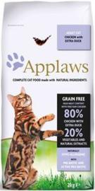 Applaws Chicken & Duck Adult Brokjes - 2 kg