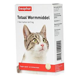 BEAPHAR - WORMTABLETTEN 10 ST ADULT