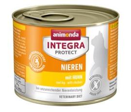 Integra Cat Nieren Chicken 6 x 200 gr