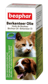 BEAPHAR - NATURE BERKENTEEROLIE 10 ML