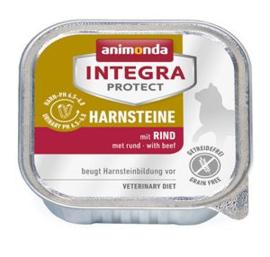 Integra Cat Urinary Beef 16 x 100 gr