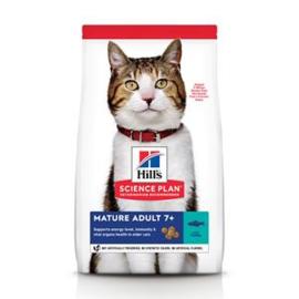 Hills Feline Mature Ad.Tuna  1,5kg