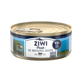 ZIWI Peak Kattenvoer - Makreel - Blik 12 x 185 gr