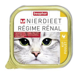 Beaphar Nierdieet Kat Kuipje Kip - 100 gr. (16 verp.)