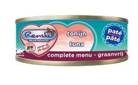 Renske Kat Blik Tonijn Paté  - 70 gr. (24 verp.)