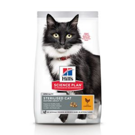 Hills Feline Mature Sterilised  3kg