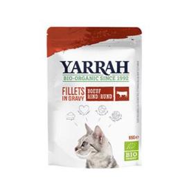 Yarrah Kat Pouch Beef in Gravy 14 x 85 gr