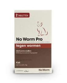 Exil No Worm Pro Kitten 2 tab