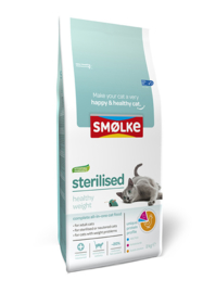 Smolke Kat Weight Control/sterilised 	2 kg