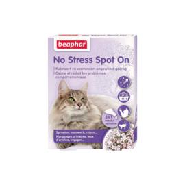 BEAPHAR - NO STRESS KAT 3 PIPETTEN