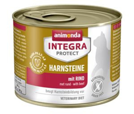 Integra Cat Urinary Beef 6 x 200 gr
