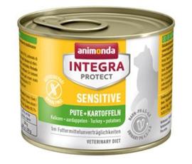 Integra Cat Sensitive Turkey+Patatoes 6 x 200 gr