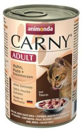 Carny Kip/Kalkoen/Eendenhart 6 x 400 gr