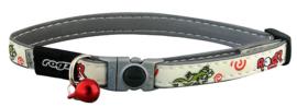 Rogz GlowCat Gecko -  11mm - 20-31 mm