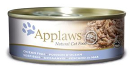 Applaws blik cat Ocean Fish - 70 gr. (24 verp.)