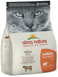 Almo Nature Holistic Kat Rundvlees en Rijst  2 kg