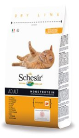Schesir Cat Dry Main Chicken 	1.5 kg