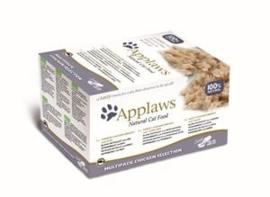 Applaws Cat Pots Multi Pack Chicken 8x60 gr