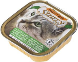 Mister Stuzzy Cat Veal & Carrots - 32x100 gr.