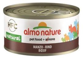 Almo Nature Beef - 70 gr. (24 verp.)