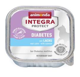 Integra Cat Diabetes Salmon 16 x 100 gr