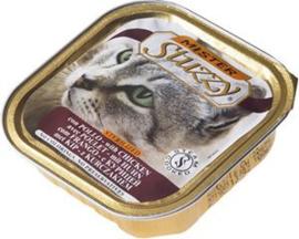 Mister Stuzzy Cat Sterilized - 32x100 gr.
