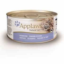 Applaws Blik Cat Ocean Fish - 70 gr. (24 verp.)