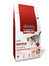 Smolke Kat Senior 4 kg