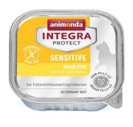 Integra Cat Sensitive Pure Chicken 16 x 100 gr