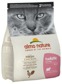 Almo Nature  Holistic Kat Kitten Chicken&Rice 2 kg
