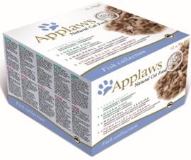 Applaws blik cat MP Fish Selection - 12x70 gr.