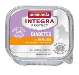 Integra Cat Diabetes Poultry 16 x 100 gr