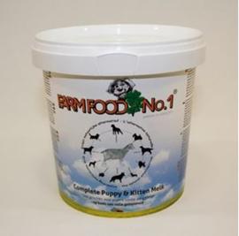 Farm Food puppy & kitten milk 500 gr