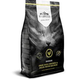 Riverwood Kitten, Kip & Eend met Zalm 2kg
