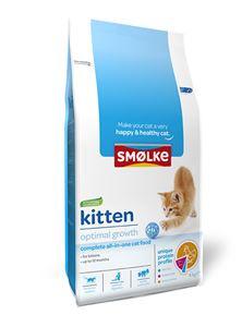 Smolke Kat Kitten 4 kg